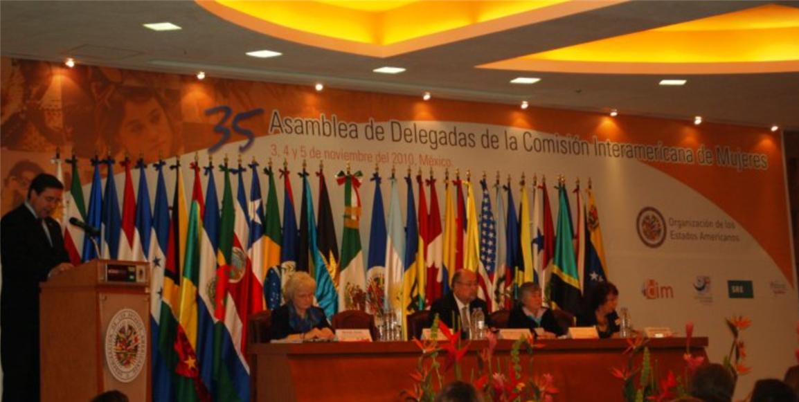 Conferencia de Mujeres de la CIM  (9)