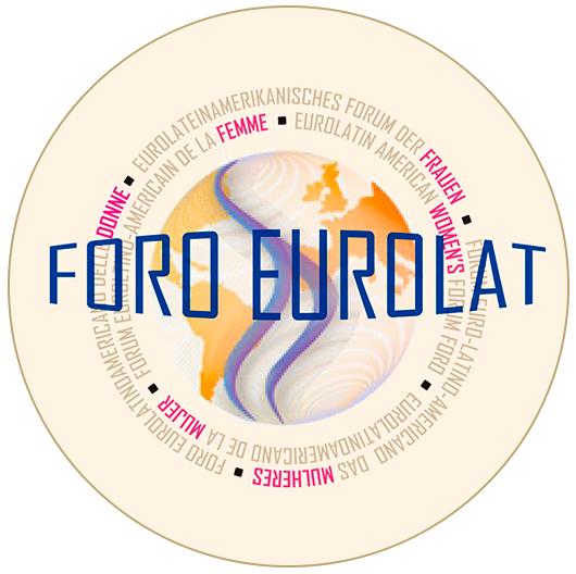 Foro EuroLat de la Mujer Logo